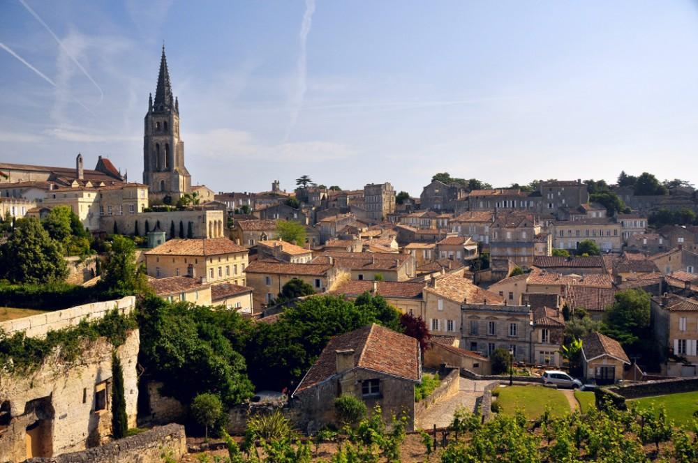 Saint Emilion village - Bordeaux - Wine Tourism
