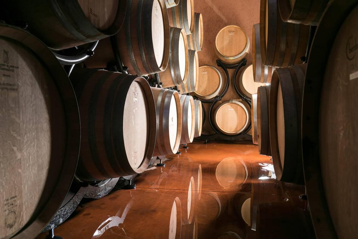 Bodegas Landaluce Cellars