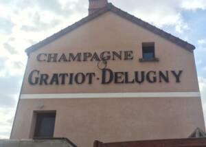 Building of Champagne Gratiot Delugny