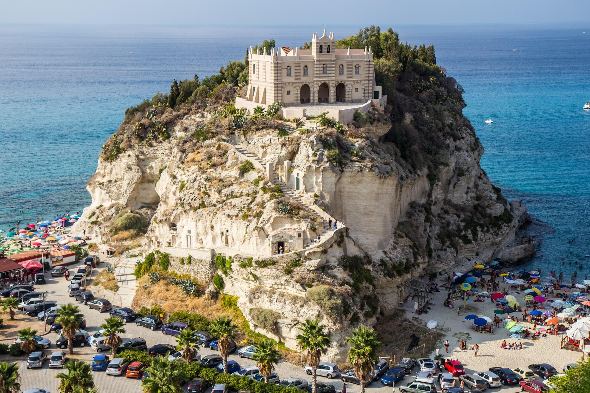Tropea, Calabria, Italien