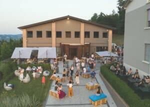 wine tasting event at Oinoe - La Città Del Vino winery