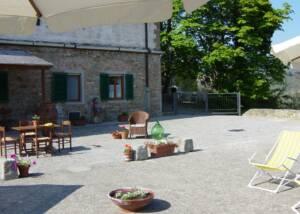 Tasting Area of Tenuta Montiani