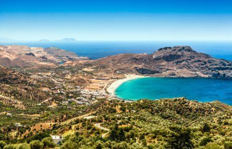 Crete wine region