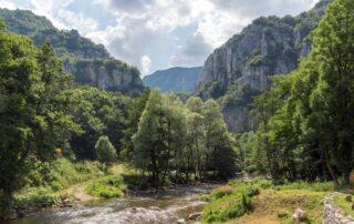 A river in the Nišava region