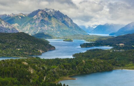 Patagonia wine region
