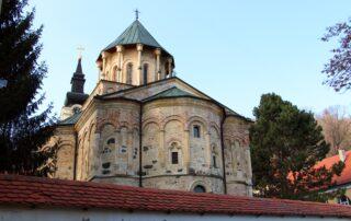 A monastery in the Srem region