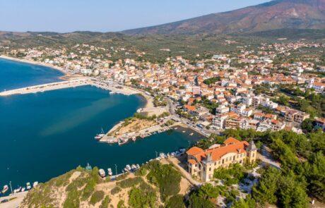 Thrace wine region