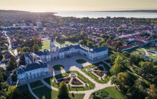 Festetics Castle in Keszthely
