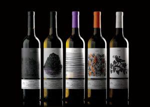 The new range of wines at G. Tsimbidis