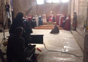 Abbaye de Fontfroide shooting