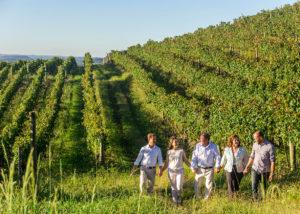 family of lidio carraro boutique winery