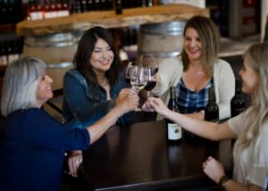 wine tasting at powers winery located in United States
