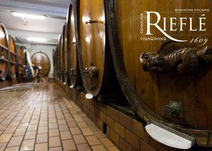 Cellars of Domaine Riefle Landmann