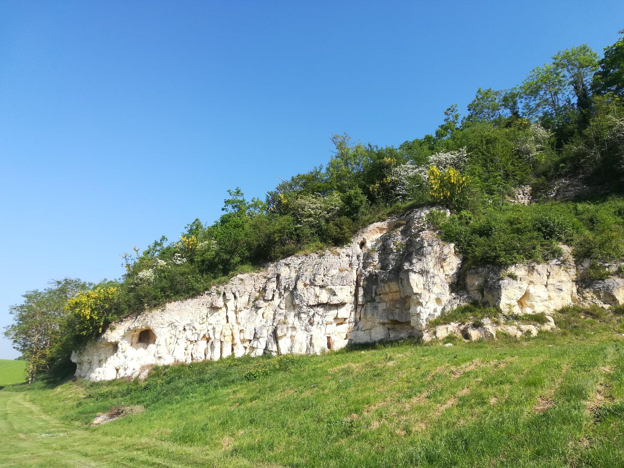 Arpents du Soleil - Cliff