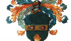 Logo of Campochiarenti winery in Chianti, Tuscany, Italy