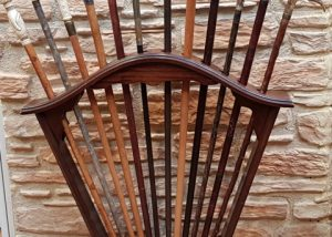 décor elementsinside Tenuta La Marchesa located in Italy