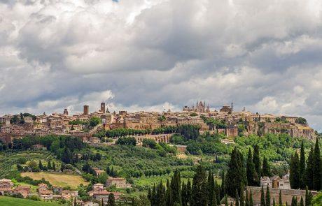 Umbria wine region