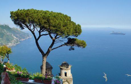 Campania wine region
