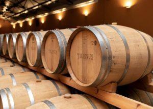 Bodegas Estefania - barrels