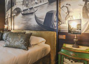 Tenuta Biodinamica Mara room for sleeping whereyou can enjoy wines in Italy
