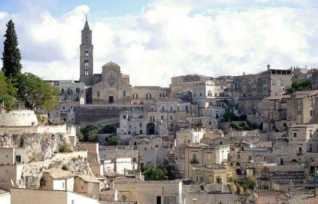 Basilicata wine region