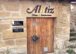 Alútiz Vinos (Bodegas Pascual Berganzo)_Cellar door_Yes