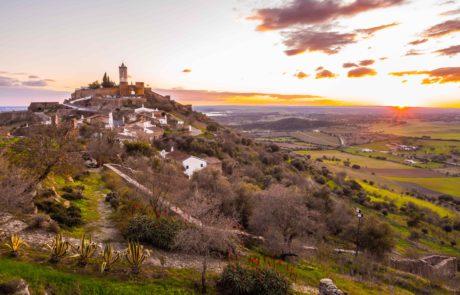 Alentejo wine region