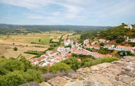 Algarve wine region