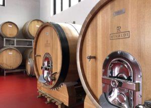 Azienda Agicola Rinaldi Vini_barrels