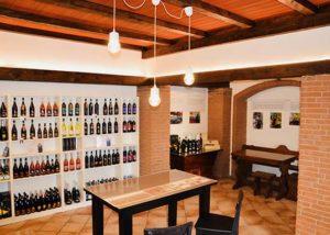 Azienda Agicola Rinaldi Vini_tasting room_2