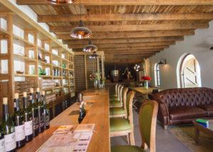 Bellevue Wine Estate - Tasting Room