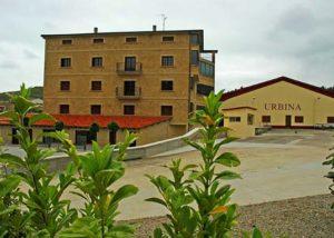 Bodegas Urbina_estate