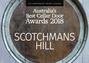 VIC 2018 Cellar Door Awards
