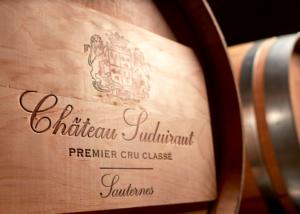 Château Suduiraut - Barrels