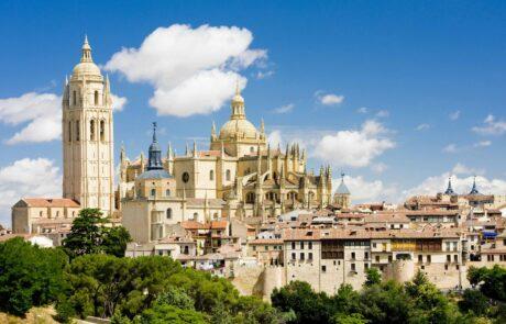 Castile and Leon wine region