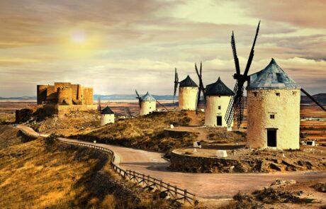 Castilla-La Mancha wine region