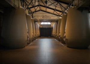 Château Kirwan - Tanks room