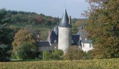Château de Tracy - castle