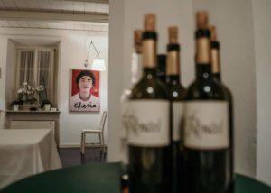 Rencel boutique wines - bottles of wine
