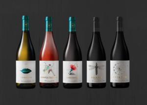 Gama de vinos Huellas del Tiétar.