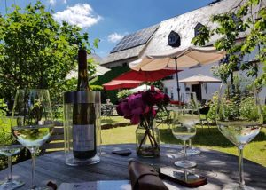 Hoffmann-Simon_wine tasting in the garden_2