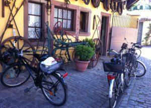 Vins Becker - Bikes in the village