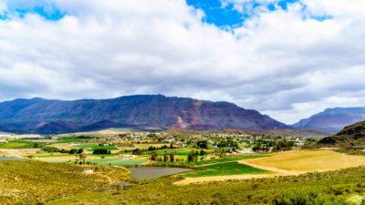 Klein Karoo wine region