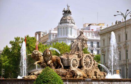 Madrid wine region