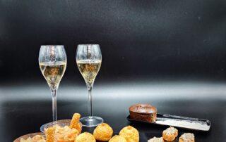 Champagne Albert Beerens - gourmet tasting