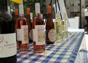 The wines of Paumanok Vineyards