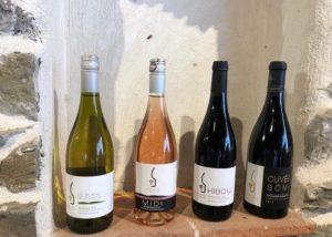 Domaine de la Senche - Vine Wine-range