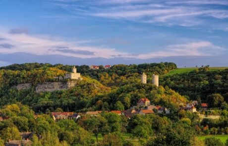 Saale – Unstrut wine region