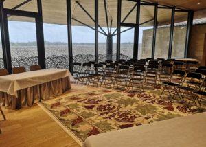 Château Kirwan - Panoramic room for seminars