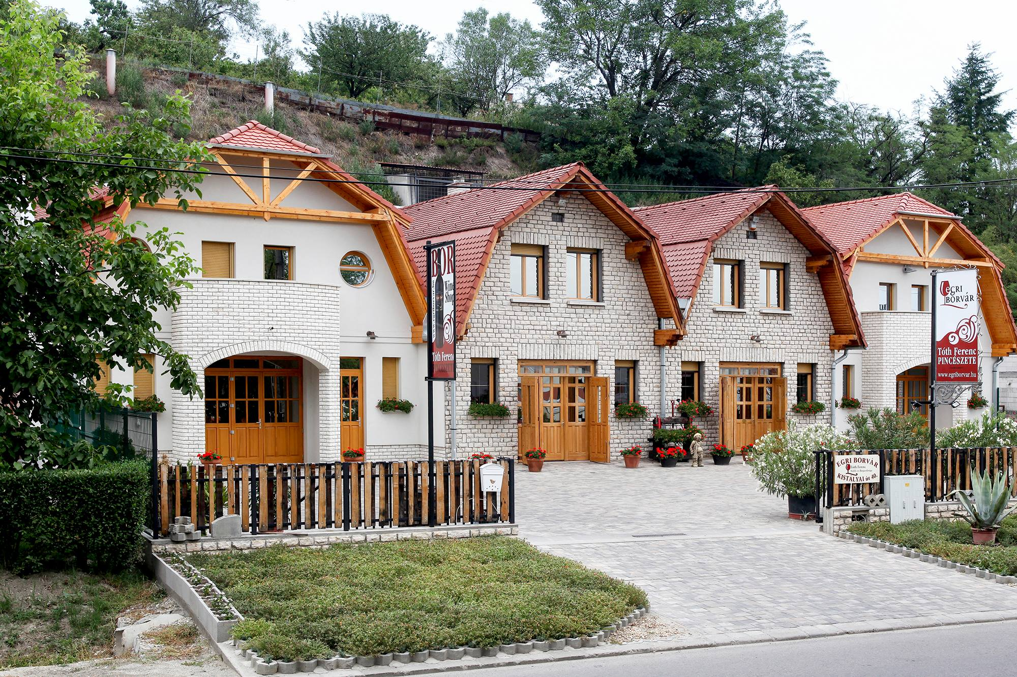 The Toth Ferenc Winery